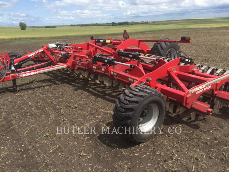 HORSCH ANDERSON AG TILLAGE EQUIPMENT JKR RT330 equipment  photo 1