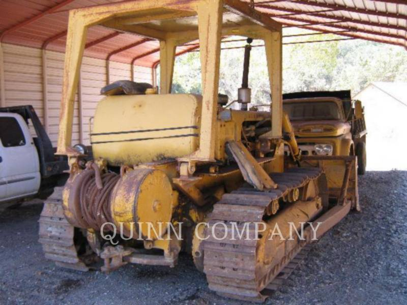 CATERPILLAR TRACTORES DE CADENAS D6B equipment  photo 3