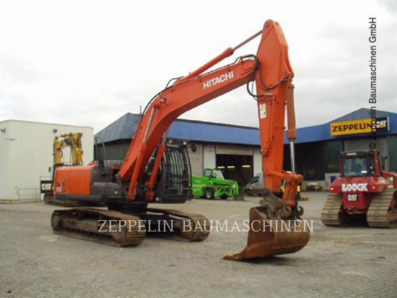 HITACHI TRACK EXCAVATORS ZX250LCN-3 equipment  photo 4