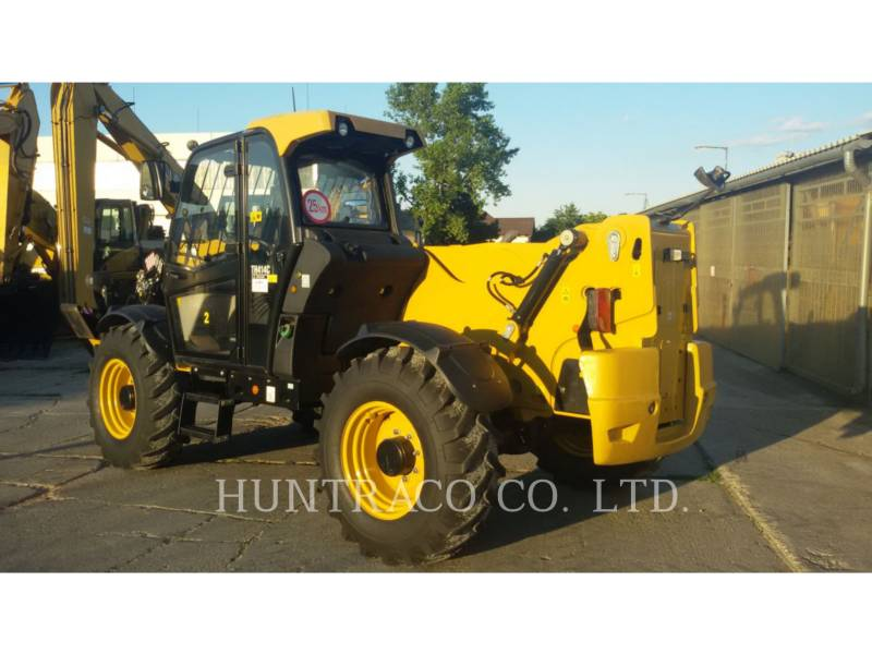 CATERPILLAR TELEHANDLER TH414C equipment  photo 4