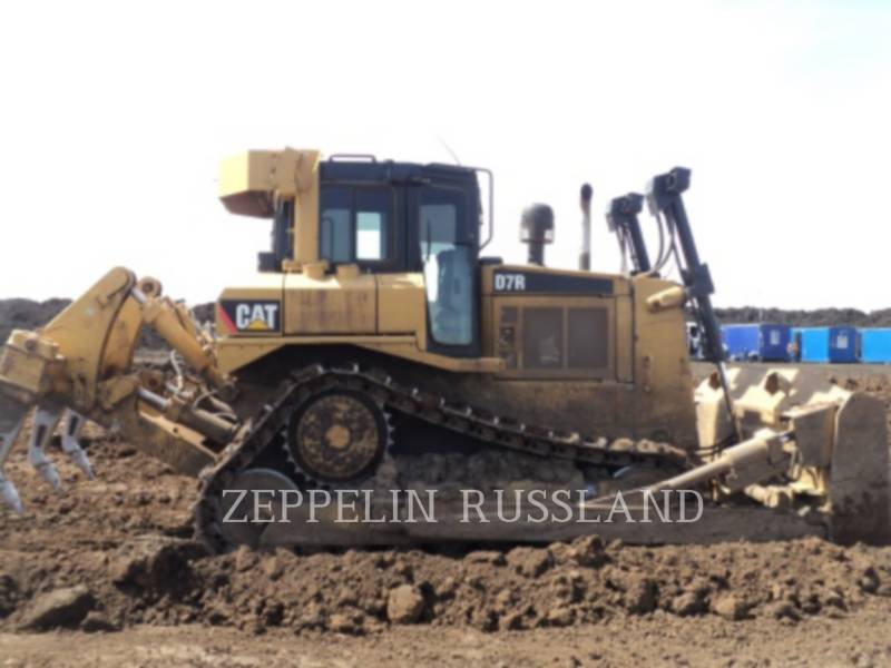 CATERPILLAR TRACTEURS SUR CHAINES D7R equipment  photo 6