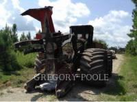 Equipment photo CATERPILLAR 573C FORESTRY - FELLER BUNCHERS - WHEEL 1