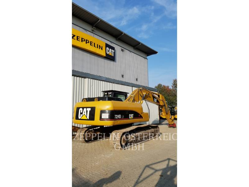 CATERPILLAR PELLE MINIERE EN BUTTE 324 D LN equipment  photo 16