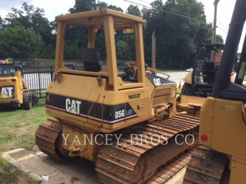 CATERPILLAR TRACK TYPE TRACTORS D5GLGP equipment  photo 3