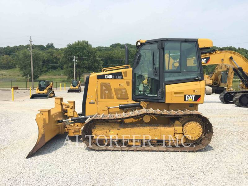 CATERPILLAR KETTENDOZER D4K2LGP equipment  photo 5