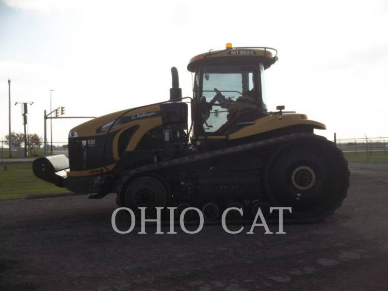 AGCO-CHALLENGER AG TRACTORS MT865C equipment  photo 1