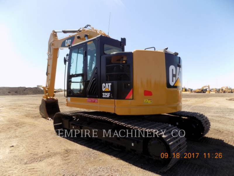 CATERPILLAR PELLES SUR CHAINES 325F LCR equipment  photo 3