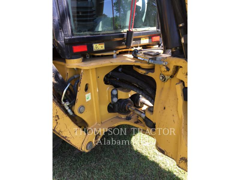 CATERPILLAR BACKHOE LOADERS 430F IT equipment  photo 13