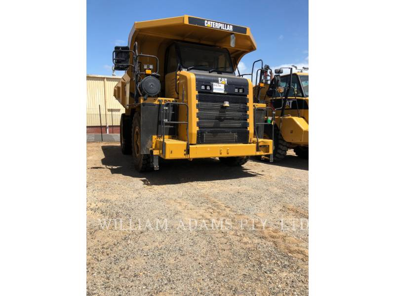 CATERPILLAR OFF HIGHWAY TRUCKS 770G equipment  photo 1