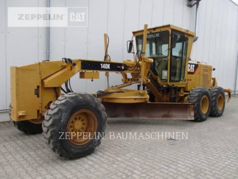 CATERPILLAR NIVELEUSES 140K equipment  photo 1