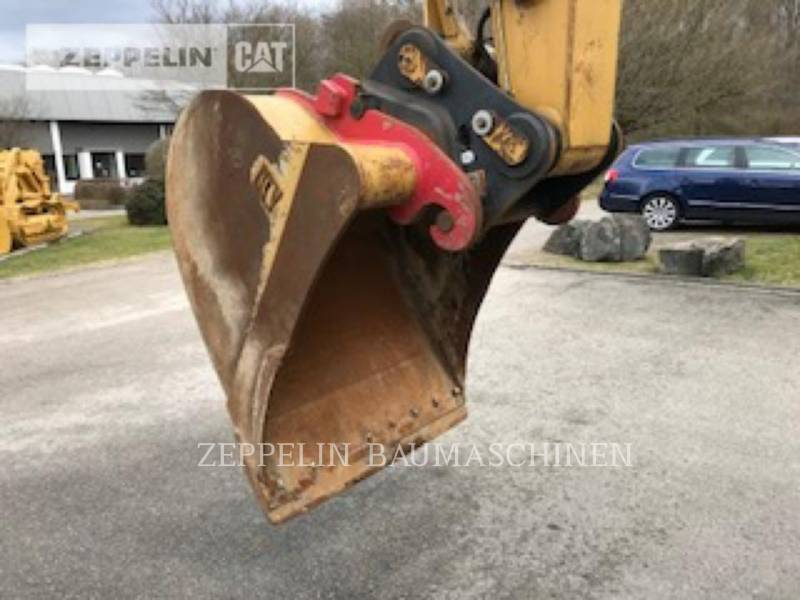 CATERPILLAR EXCAVADORAS DE RUEDAS M318D equipment  photo 12
