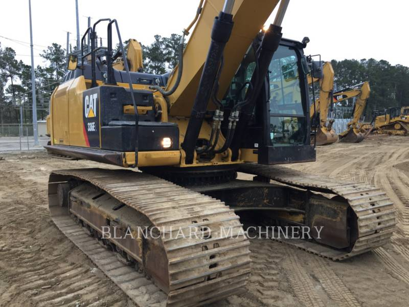CATERPILLAR EXCAVADORAS DE CADENAS 336E equipment  photo 4
