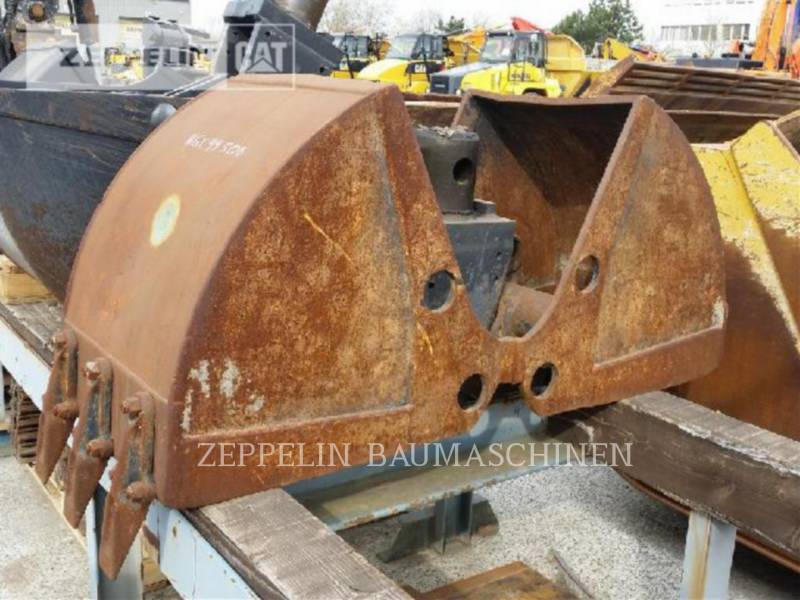 HYDRAULIK-GREIFER-TECHNOLOGIE-GMBH RETENTOR HGT GREIFERSCHALE 60 equipment  photo 1