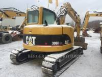 CATERPILLAR PELLES SUR CHAINES 308E CR equipment  photo 8