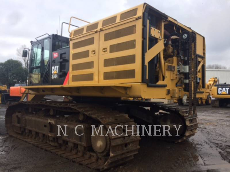 CATERPILLAR ESCAVATORI CINGOLATI 374FL equipment  photo 3