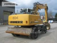 LIEBHERR EXCAVADORAS DE RUEDAS A904CLIT equipment  photo 5