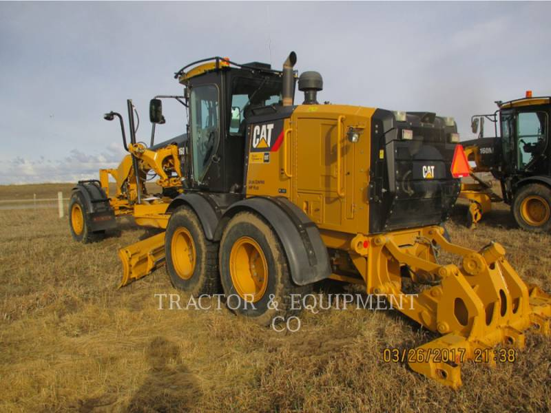 Caterpillar AUTOGREDERE 160M2AWD equipment  photo 3