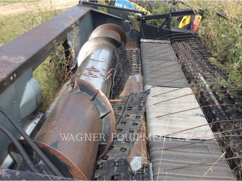 GLEANER TRACTEURS SUR PNEUS - FAUCHEUSE-ANDAINEUSE P13 equipment  photo 5