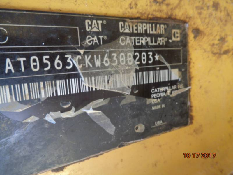 CATERPILLAR FORESTRY - FELLER BUNCHERS - WHEEL 563C equipment  photo 20