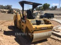 CATERPILLAR TANDEMVIBRATIONSWALZE, ASPHALT CB54 equipment  photo 1