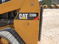 CATERPILLAR CHARGEURS TOUT TERRAIN 239D equipment  photo 24