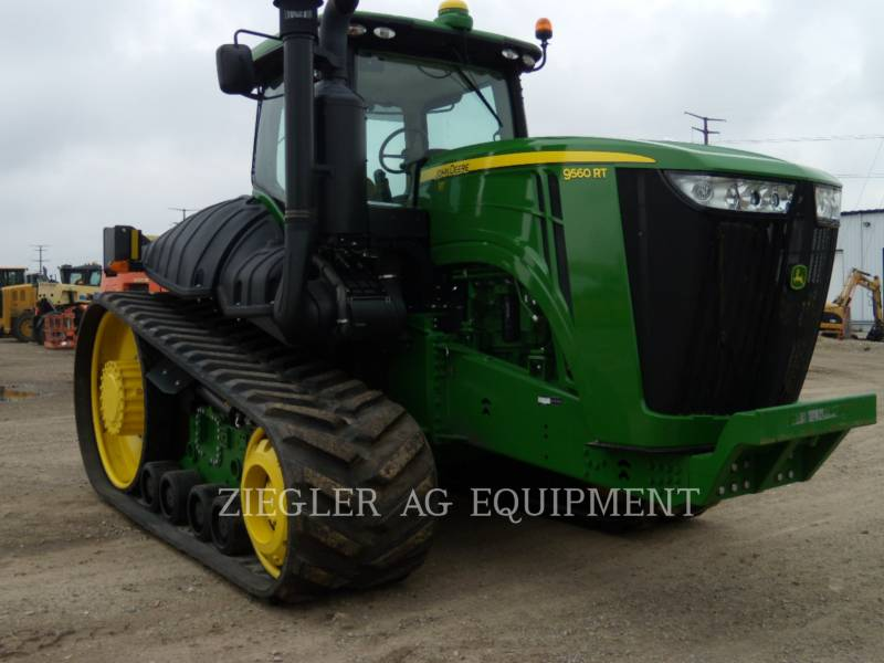 DEERE & CO. TRACTORES AGRÍCOLAS 9560RT equipment  photo 11