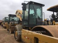 CATERPILLAR EINZELVIBRATIONSWALZE, GLATTBANDAGE CS 78 B equipment  photo 8