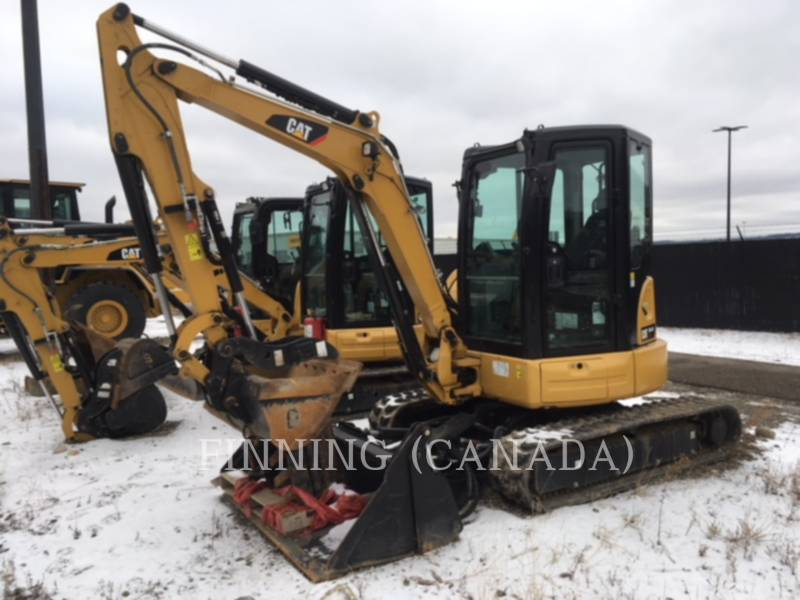 CATERPILLAR EXCAVADORAS DE CADENAS 304.5E2XTC equipment  photo 1
