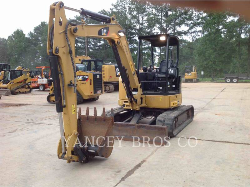 CATERPILLAR EXCAVADORAS DE CADENAS 305.5E CR equipment  photo 1