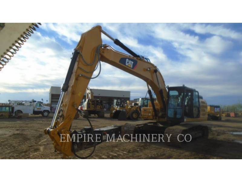 CATERPILLAR EXCAVADORAS DE CADENAS 330FL    P equipment  photo 4