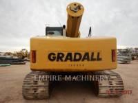 GRADALL COMPANY KOPARKI GĄSIENICOWE XL5200 equipment  photo 2