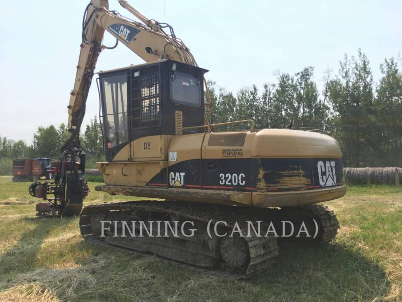 CATERPILLAR Industrie forestière - Cisaille 320CFMST equipment  photo 3