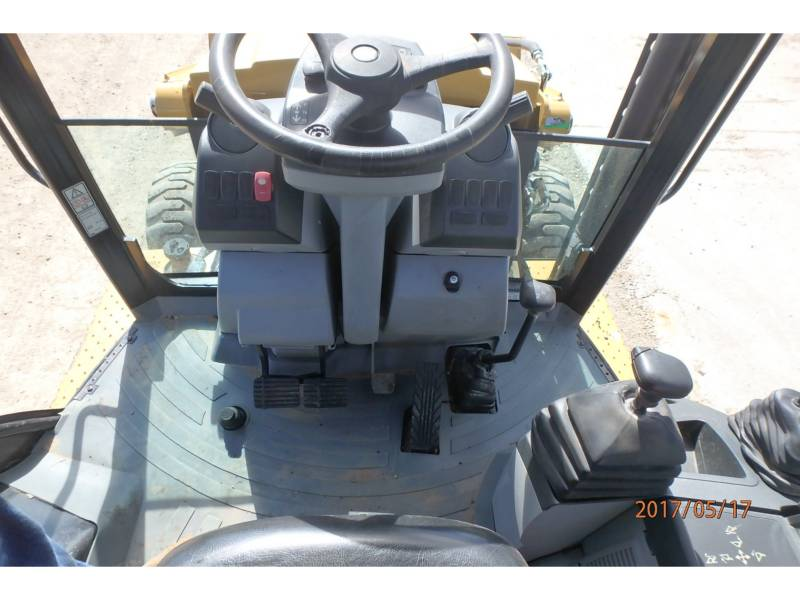 CATERPILLAR BAGGERLADER 416FST equipment  photo 11