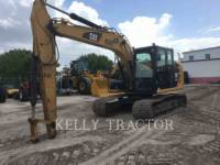 Equipment photo CATERPILLAR 312EL KETTEN-HYDRAULIKBAGGER 1
