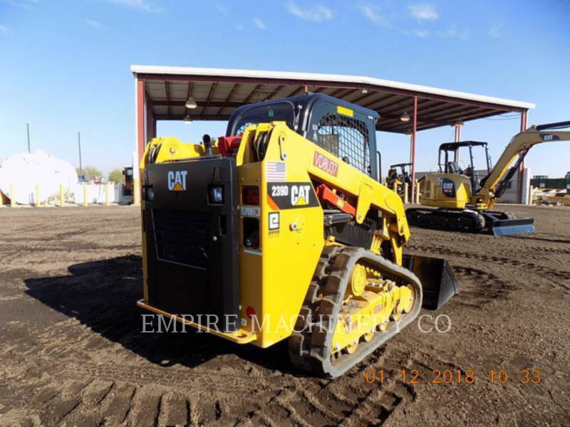 CATERPILLAR MINICARGADORAS 239D equipment  photo 2