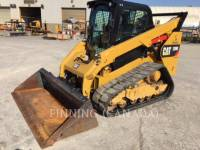 Equipment photo CATERPILLAR 289D DELTALADER 1