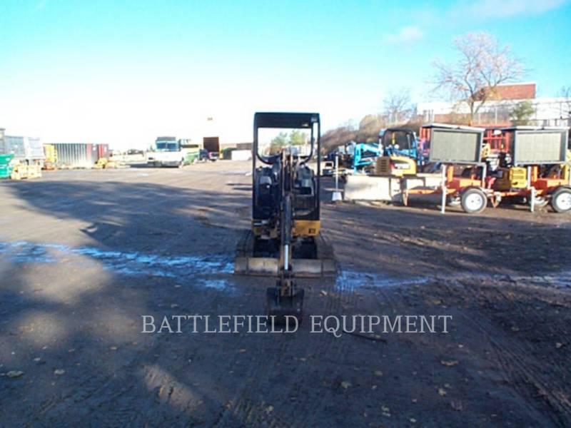CATERPILLAR TRACK EXCAVATORS 301.8C equipment  photo 8