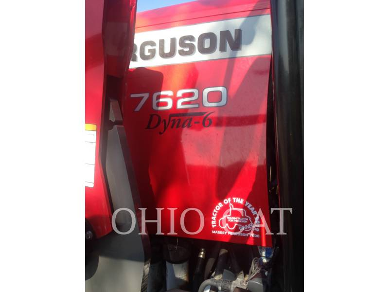 AGCO-MASSEY FERGUSON AG TRACTORS MF7620 equipment  photo 10