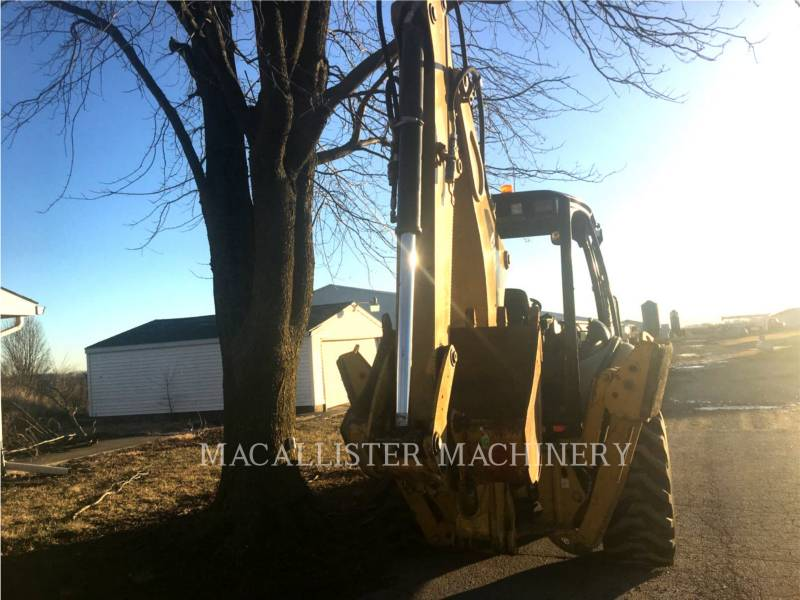 CATERPILLAR CHARGEUSES-PELLETEUSES 416 F equipment  photo 4