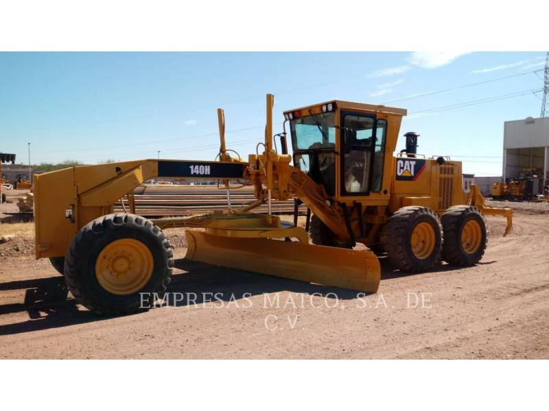 CATERPILLAR NIVELEUSES 140H equipment  photo 5