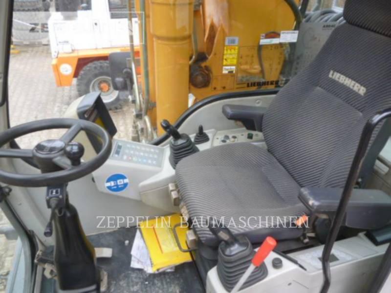 LIEBHERR EXCAVADORAS DE RUEDAS A904CLIT equipment  photo 11