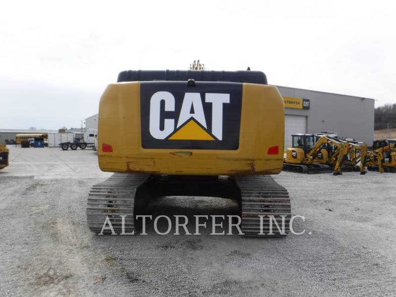 CATERPILLAR EXCAVADORAS DE CADENAS 329FL equipment  photo 9