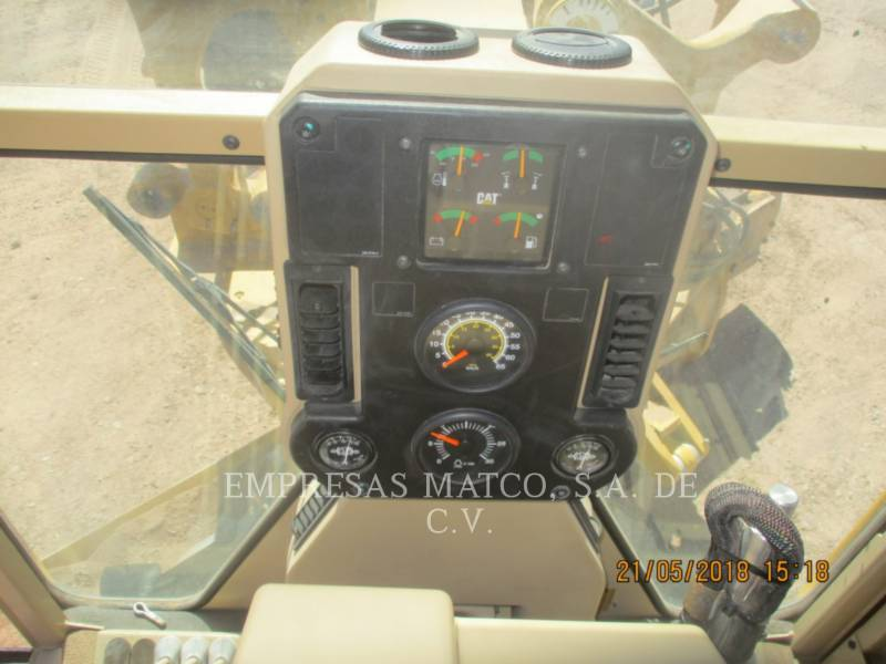 CATERPILLAR MOTORGRADER 12K equipment  photo 11
