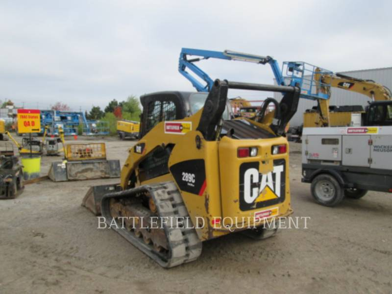 CATERPILLAR 多様地形対応ローダ 289C equipment  photo 4