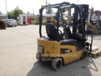 MITSUBISHI CATERPILLAR FORKLIFT PODNOŚNIKI WIDŁOWE EP16N equipment  photo 3