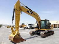 Equipment photo CATERPILLAR 320 D L2 REACH TRACK EXCAVATORS 1