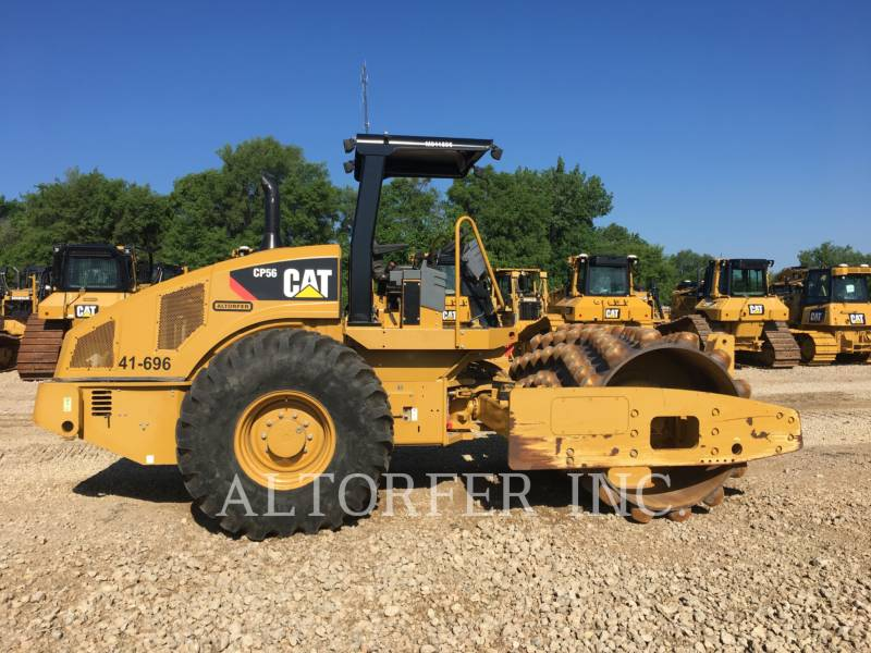 Caterpillar SUPORT TAMBUR SIMPLU PENTRU ASFALT CP56 equipment  photo 2
