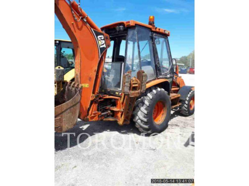 CATERPILLAR BACKHOE LOADERS 420D equipment  photo 3