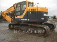 HYUNDAI TRACK EXCAVATORS 235LCR-9 equipment  photo 4