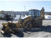 Equipment photo CATERPILLAR 420FST KOPARKO-ŁADOWARKI 1
